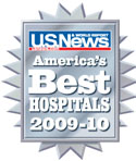 Sinai Hospital Neurology/Neurosurgery Ranked among Top 50 Hospitals by U.S. News & World Report