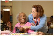 Long Term Care at Levindale