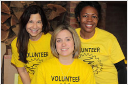 Giving and Volunteering at LifeBridge Health