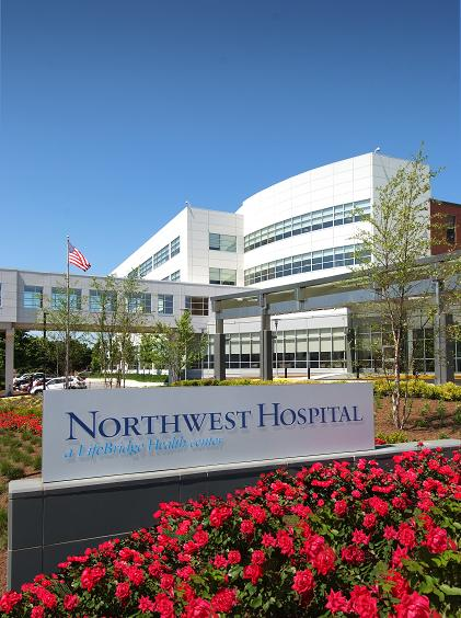 Exterior Image of Northwest Hospital