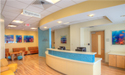 Outpatient Hematology Oncology at the Herman and Walter Samuelson Children's Hospital at Sinai.